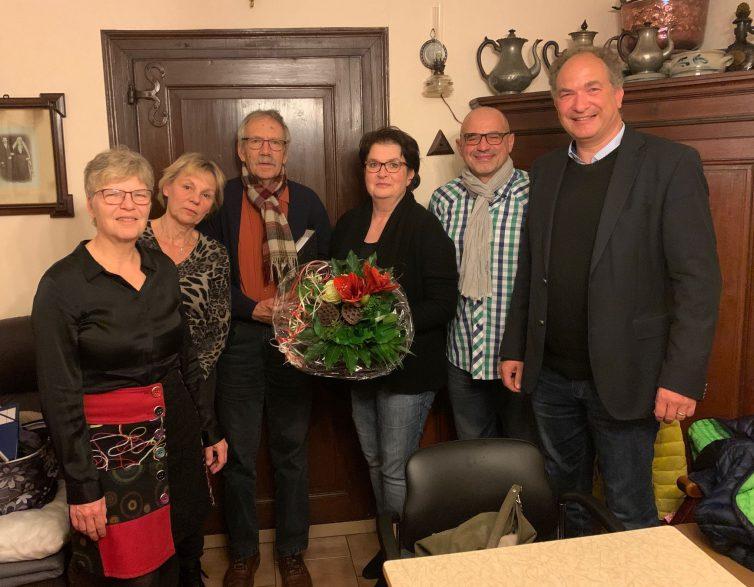 Vorstand FWG Aldenhoven 2019